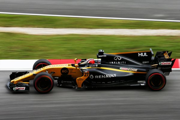 Renault Sport F1 Malaysian Grand-Prix practices review