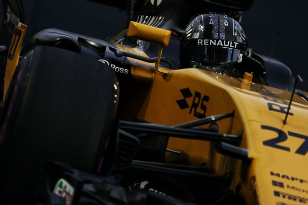Renault Sport F1 Singapore Grand-Prix qualifying review