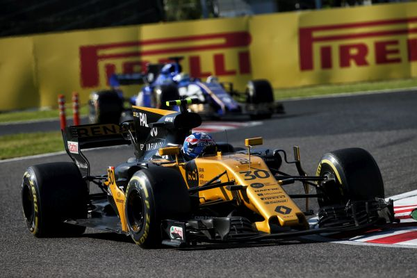 Renault Sport F1 Japanese Grand-Prix race review