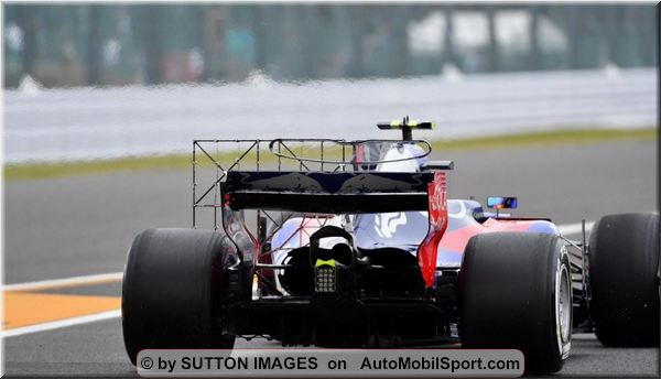 Scuderia Toro Ross F1 Japanese Grand-Prix practices review