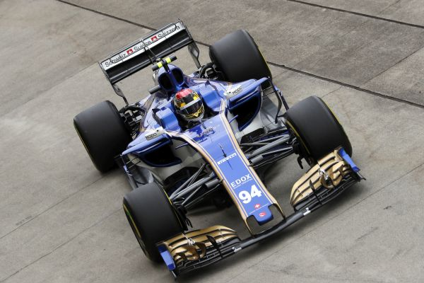 Sauber F1 Team Japanese Grand-Prix race review