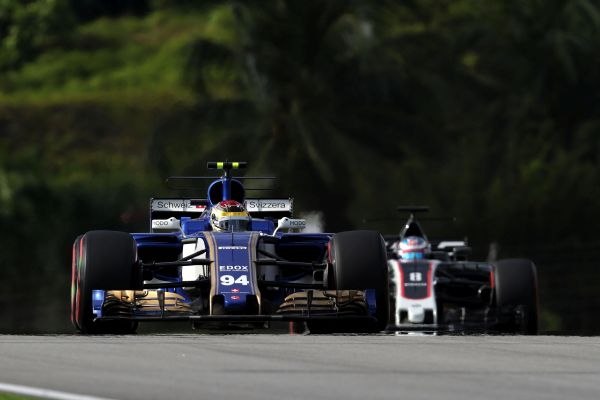 Sauber F1 Team Malaysian Grand-Prix race review