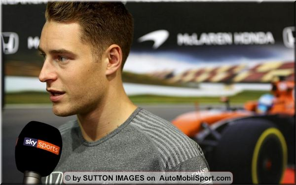 Stoffel Vandoorne quotes ahead of Japanese Grand-Prix