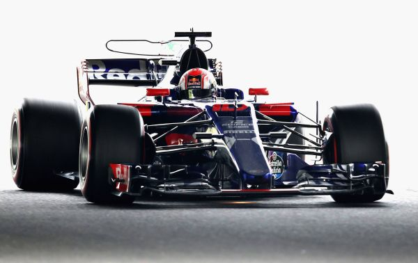 Scuderia Toro Rosso F1 Japanese Grand-Prix race review