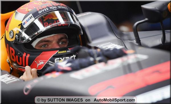 Red Bull Racing F1 Malaysian Grand-Prix practices