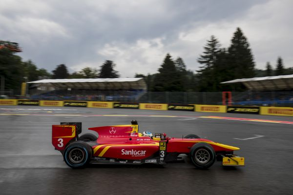 Racing Engineering's drivers Gustav Malja and Nyck De Vries finish 6th and 7th today at Spa