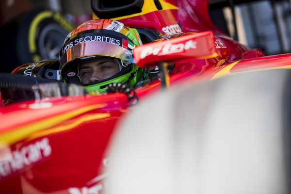 Louis Delétraz interview ahead of F2 Monaco races