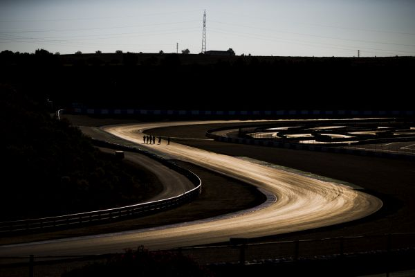 Jerez de la frontera gp3 series preview for Puerta 3 circuito jerez
