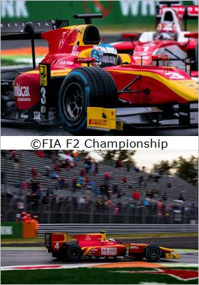 No points today for Racing Engineering at Monza.