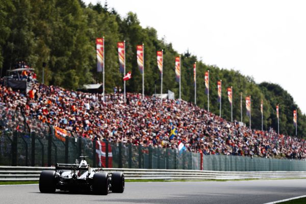 Haas F1 Team Belgian Grand-Prix race review