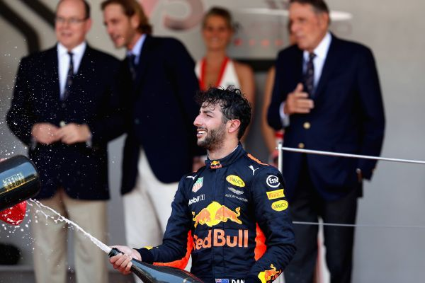Red Bull Racing F1 Monaco Grand-Prix race review