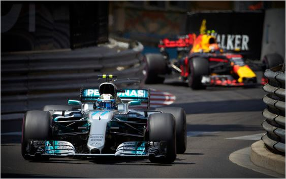 Mercedes AMG Petronas F1 Monaco Grand-Prix race review