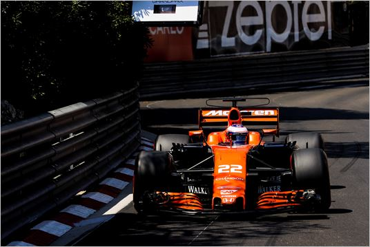 McLaren Honda F1 Monaco Grand-Prix race review