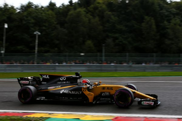 Renault Sport F1 Belgian Grand-Prix qualifying review