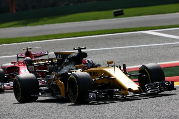 Renault Sport F1 Belgian Grand-Prix race review