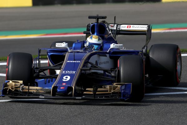 Sauber F1 Team Belgian Grand-Prix race review