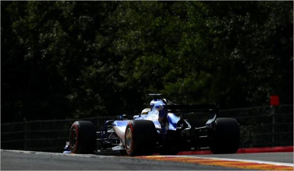 Sauber F1 Belgian Grand-Prix qualifying review