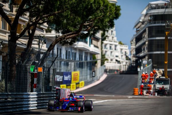 Scuderia Toro Rosso F1 Monaco Grand-Prix race review