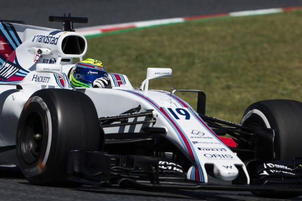 Williams Martini Racing F1 Belgian Grand-Prix preview