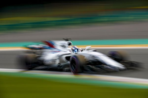 Williams Martini Racing F1 Belgian Grand-Prix race review