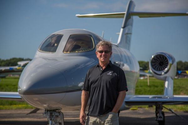 HondaJet Customers Embark on 80-Day World Tour