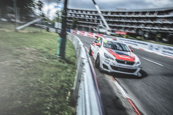 The Peugeot 308 Racing Cup heads for Spa Francorchamps