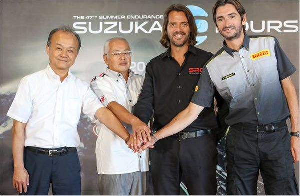 SRO, GTA, Mobilityland and SMSC unveil Suzuka 10 Hours format