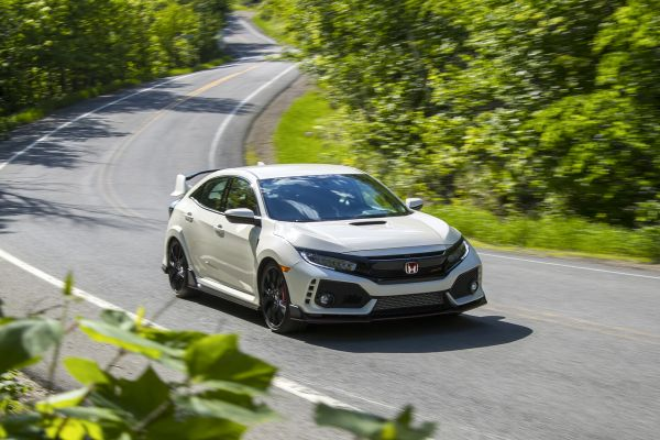 Digital Trends Names Honda Civic Type R as Best Car of 2017