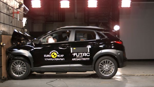 New stars from EuroNCAP