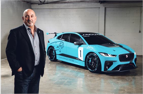 Jaguar announces Rahal Letterman Lanigan Racing as first team