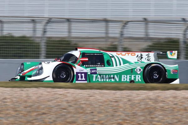 Solid start to Asian Le Mans Series for Shaun Thong in Zhuhai