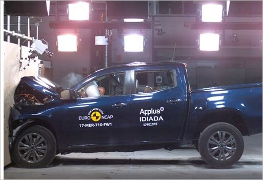 Euro NCAP publishes the safety ratings of eight new vehicles