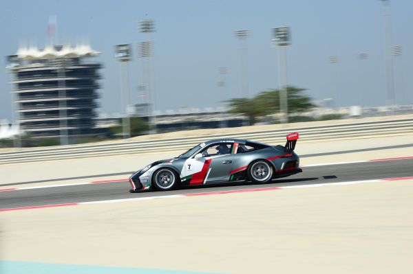 Oman's Al-Zubair qualifies fourth and second for opening Bahrain races