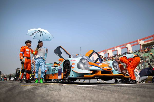 WIN Motorsport Team Spirit Tested to the Max in Zhuhai