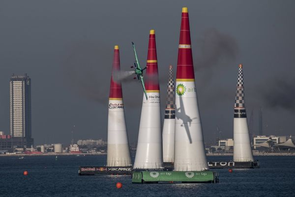 ea25258465d Red Bull Air Race World Championship 2018. WORLD CHAMPIONSHIP STANDINGS  MASTER