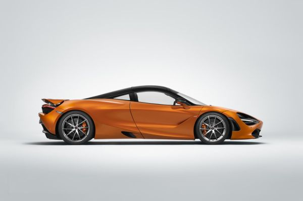 McLaren 720S named most beautiful supercar of the year 2017