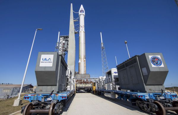 ULA Atlas V SBIRS GEO Flight 4 Mission Set to Launch