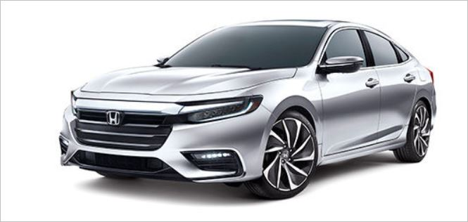 All-New Honda Insight Prototype Redefines Segment