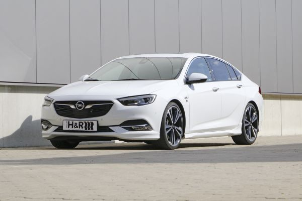 H&R sport springs for all motor and chassis variations in the new Insignia generation