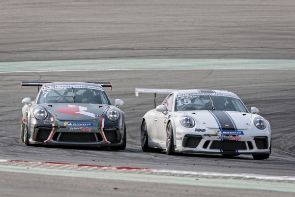 Oman's Al-Zubair and Al-Wahaibi resume their Porsche GT3 Cup Challenge Middle-East Series