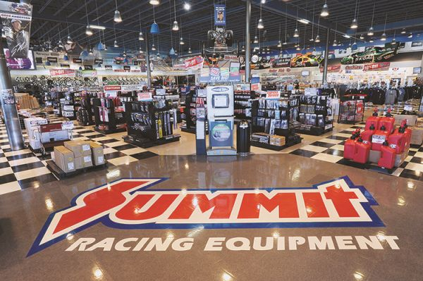 Formula Drift partners with Summit Racing