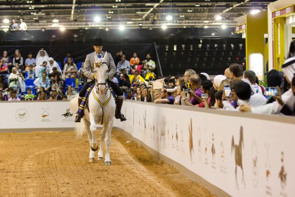 Global Equine Industry Converges At Dubai International