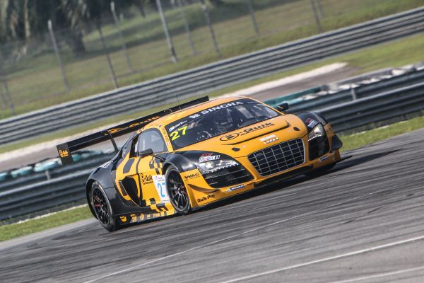 Promising start to the year for B-Quik Racing at Sepang