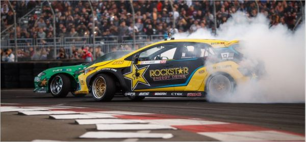 Nexen Tire Motorsports congratulates Fredric Aasbo on first place Formula Drift