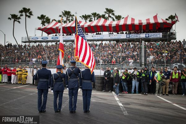 U.S.  Air Force Renews Sponsorship with Formula DRIFT