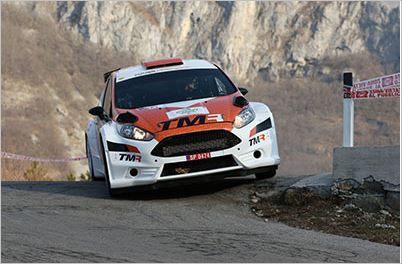 TOYOTA GAZOO Racing Rally Challenge Program produces strong performance in Italy