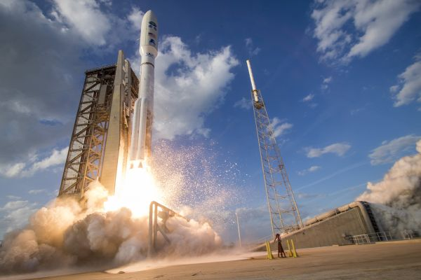 ULA successfully launches GOES-S weather satellite for NASA and NOAA