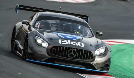 drivex to continue positive momentum with hahn khodair at paul ricard. Black Bedroom Furniture Sets. Home Design Ideas