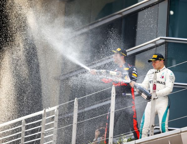Mercedes AMG Petronas F1 Chinese Grand-Prix race review