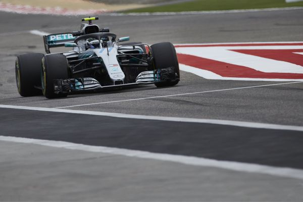 Mercedes AMG Petronas F1 Bahrain GP practices review